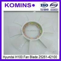 25261-42100 25261-42910 Radiator Fan Blade for Hyundai H100
