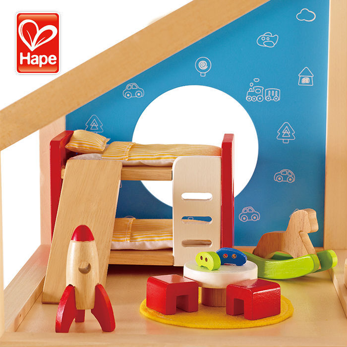 Dollhouse Kids Room Educo toy wholesale wooden toys