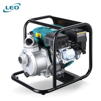 LEO Air-cooled Petrol Honda Engine Agricultural Irrigation Water Pump
