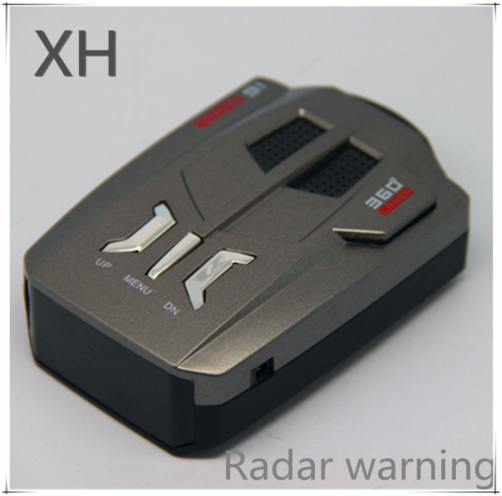 2015 car accessories police radar gun russian english 360 degree alert anti radar detector for. Black Bedroom Furniture Sets. Home Design Ideas