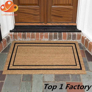 High Quality Coco Coir Door Mats Coconut Natural Fiber Door Mat