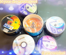 Blank media 8X-16X DVD disc dvd-r cd 4.7gb wholesale(made in copor)