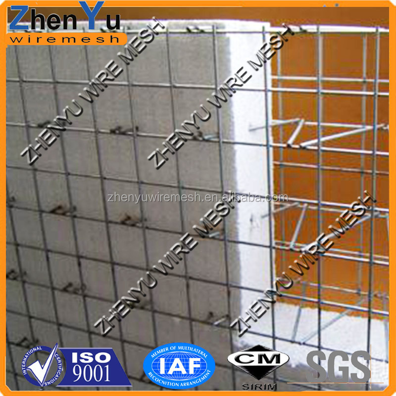 Brc 10x10 6x6 Concrete Reinforcing Welded Wire Mesh Panel For ...