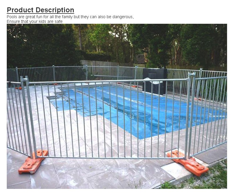 Cheap Portable Child Safety Pool Fence ...