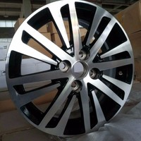 15 inch motorcycle vossen replica wheel rim 4 hole