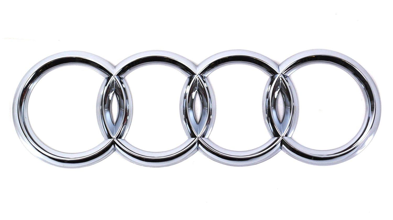Genuine Audi A8 D3 Rear Lettering Badge Emblem 4E08537412ZZ