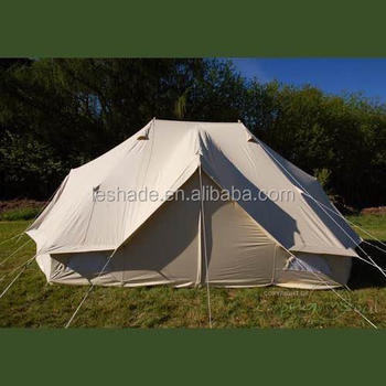 6x4 M emperor cotton canvas twin bell tent & 6x4 M Emperor Cotton Canvas Twin Bell Tent - Buy Canvas Camp ...