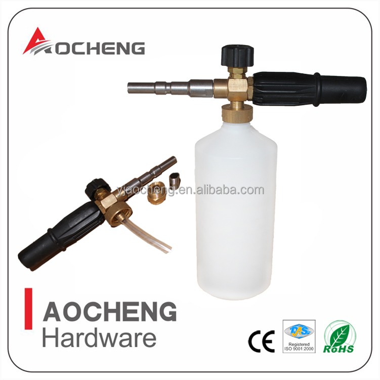 High Pressure Car Wash Polyurethane Foam Spray Gun