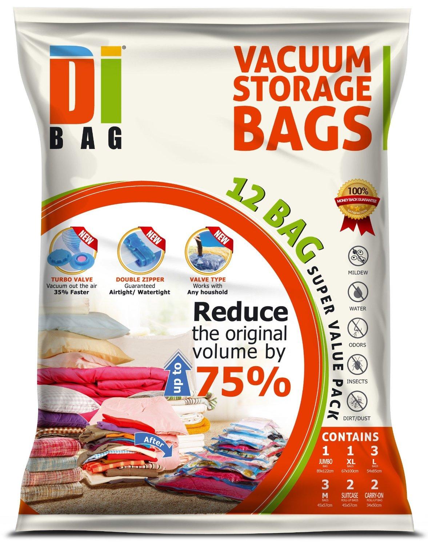 Dibag Vacuum Storage E Saver Bags 1 Jumbo X Large 3