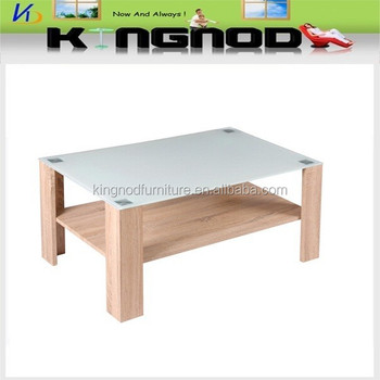 Teapoy wooden center table glass coffee table price buy for Glass tea table price