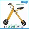 Newest fashion and safety children foldable electric bicycle