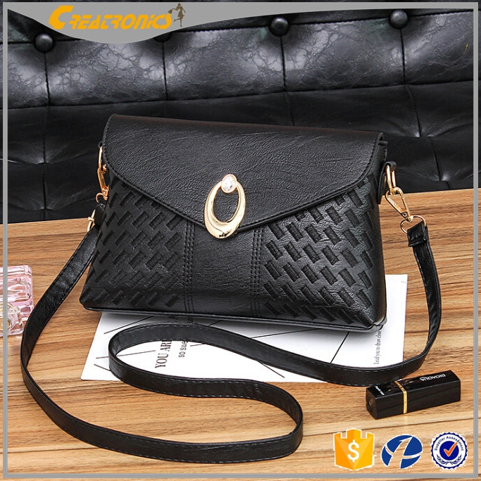 CR USA market expert high quality wallet new arrival lady shoulder bag white flap bag leather purse making supplies