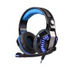Custom Logo Glowing Stereo Headphones,Computer Gaming Headset G2000 PRO With Microphone