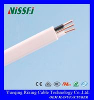 flat micro usb data charger cable PVC Insulated Building wires and cables