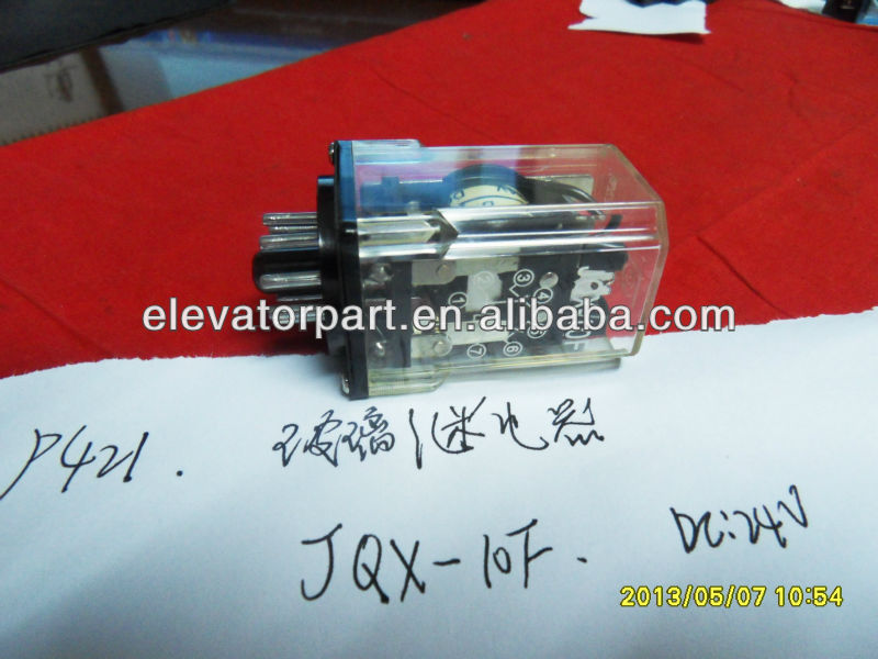Elevator Small relay JQX-10F