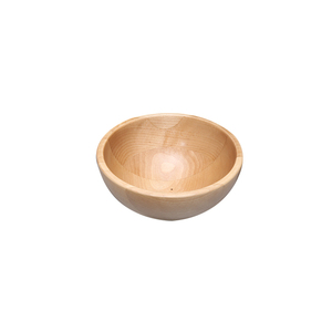 Good market wood fruit salad bowl blank