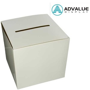 2019 hot sale Cardboard paper suggestion box