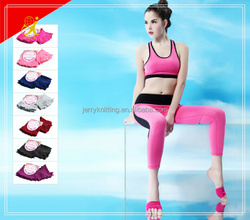 yoga pilates toe socks yoga pilates sock sexy yoga socks for women