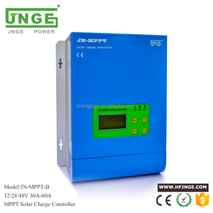 JN-MPPT solar charge controller 30A 40A 50A 60A solar charge controller