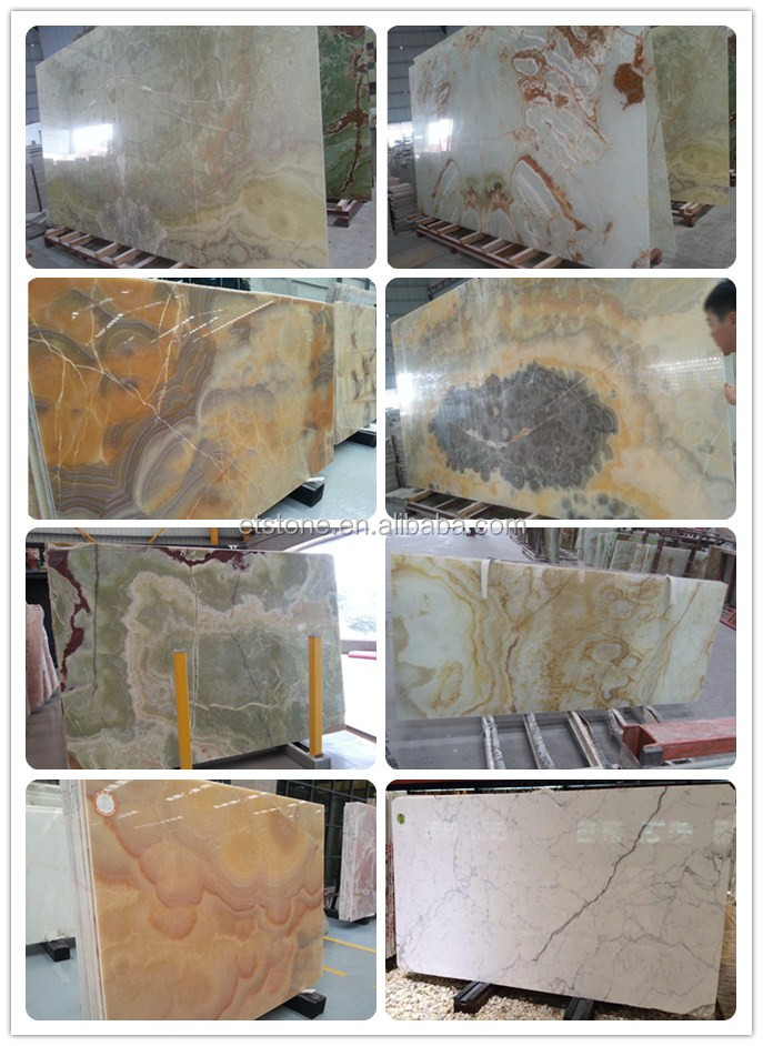 Blue onyx slab,Types of marble onyx slab,2cm thickness onyx marble slab