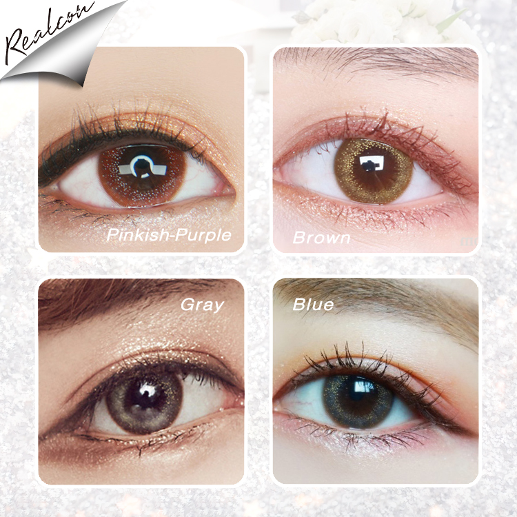 Free Shipping Twinkling Yearly Special Color Contact Lenses Soft Contact  Lens - Buy Contact Lens,Contact Lenses,Color Contact Lens Product on