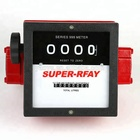 YAOYE Professional Mechanical Fuel Counter for Fuel Dispenser, Mechanical Diesel Flow Meter