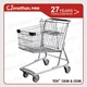 110 grocery trolley price of shopping cart manufacturers Canadian