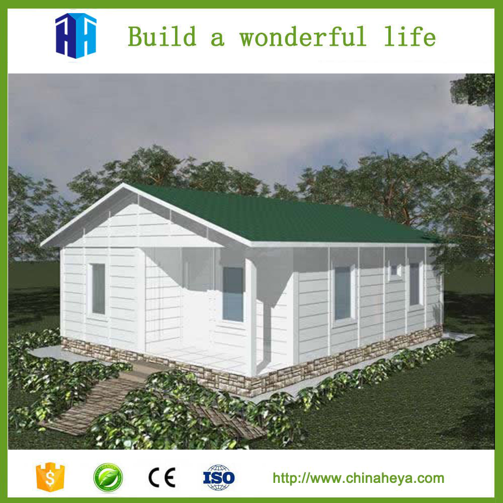 China Casa Estructura De Acero Prefabricada Casa Kits De
