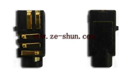 cell phone small parts for BlackBerry 8520 earphone jack