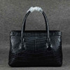 Genuine crocodile tote bag#exotic products#luxury style