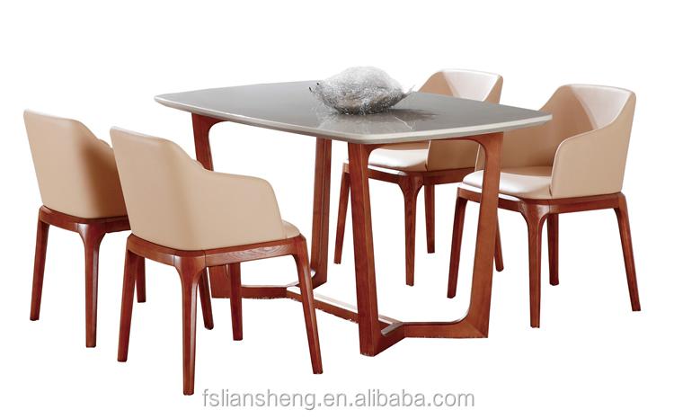 2015 New Design Indian Ash Wood Hand Carved Dining Room Set ...