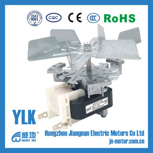 Good quality 1.6W high temperature reflow oven fan motor