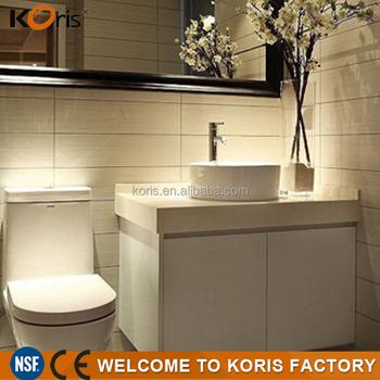 Luxe Decoratie Badkamer Thuis Acryl Soorten Wastafels - Buy Product ...