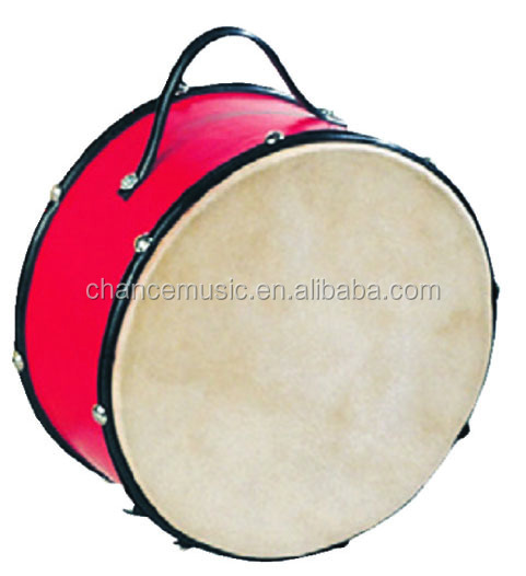 Wooden toys native instruments cheap music toy indian hand drum ABC-FD411