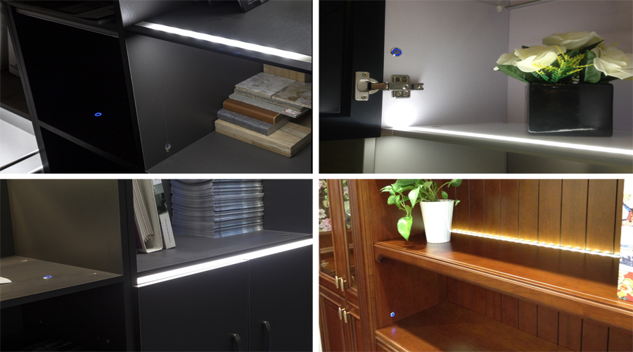 12v Dc Wardrobe Light Switch,Closet Light Sensor,Surface Mount Ir ...