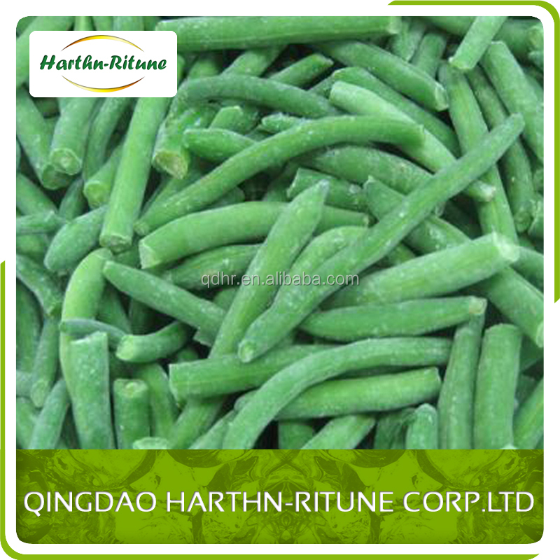 World Best Selling Products Frozen Green Beans/iqf green beans