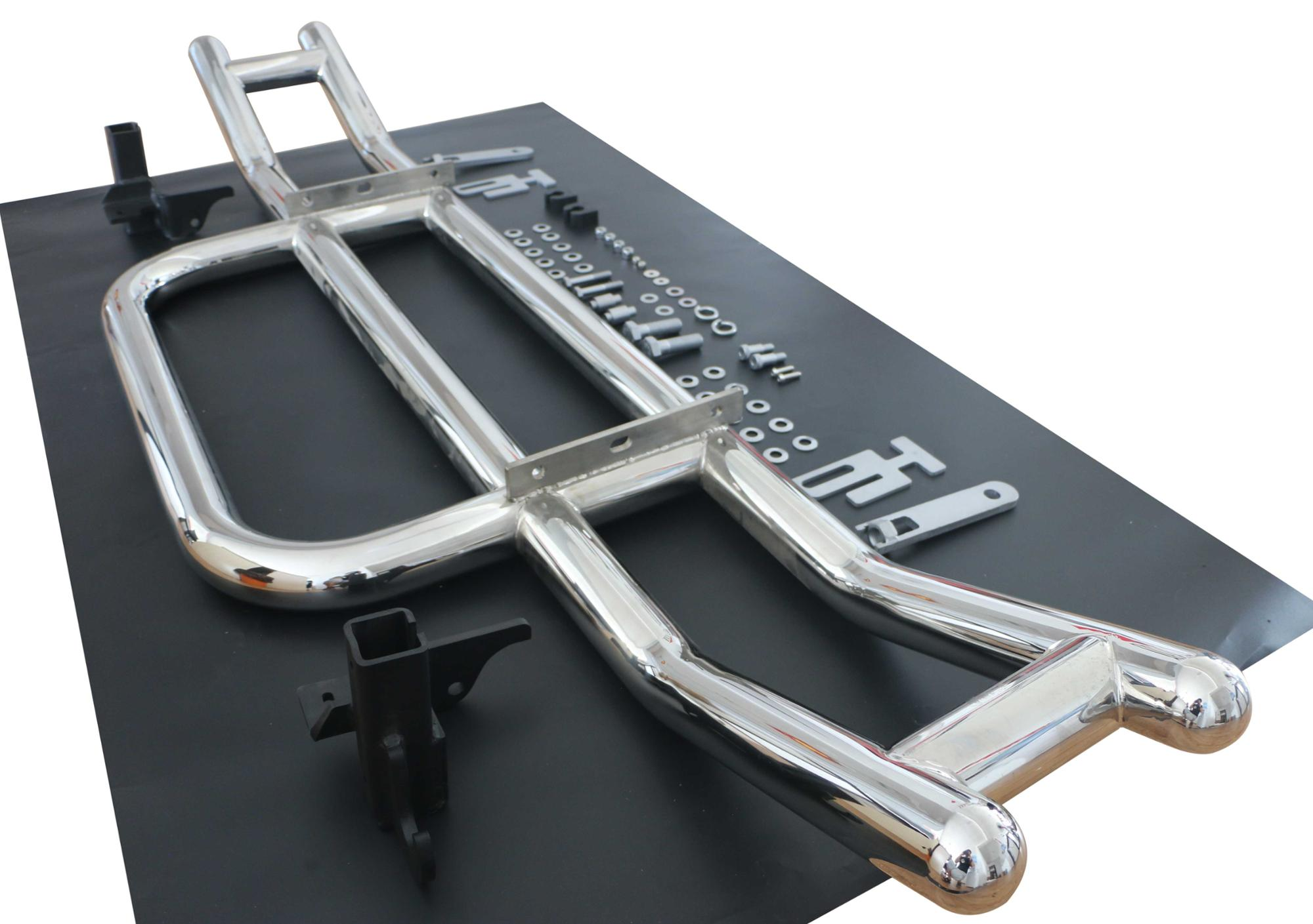 Hot sale auto parts steel bumper