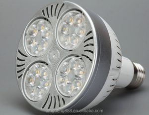 China supplier led lamp par30 led spotlight E27 24W 35W high quality led par30 light bulb