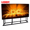 USER supply high resolution 55 inch lcd video wall splice screen
