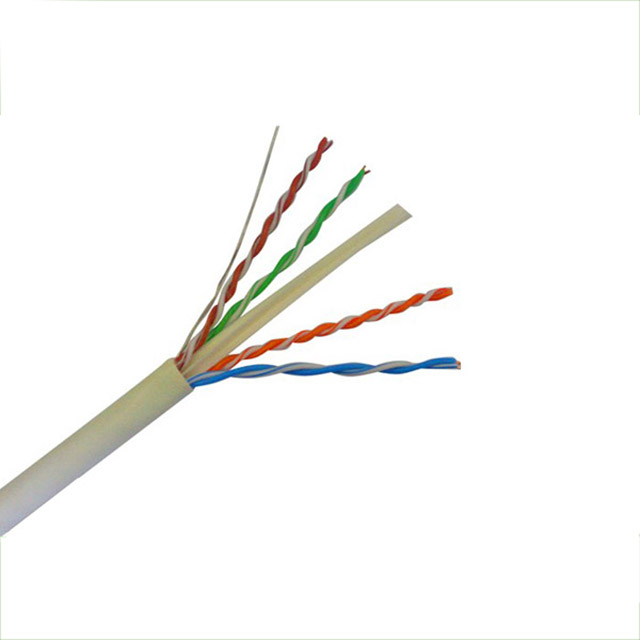 Reliable quality copper UTP cat6 network cable