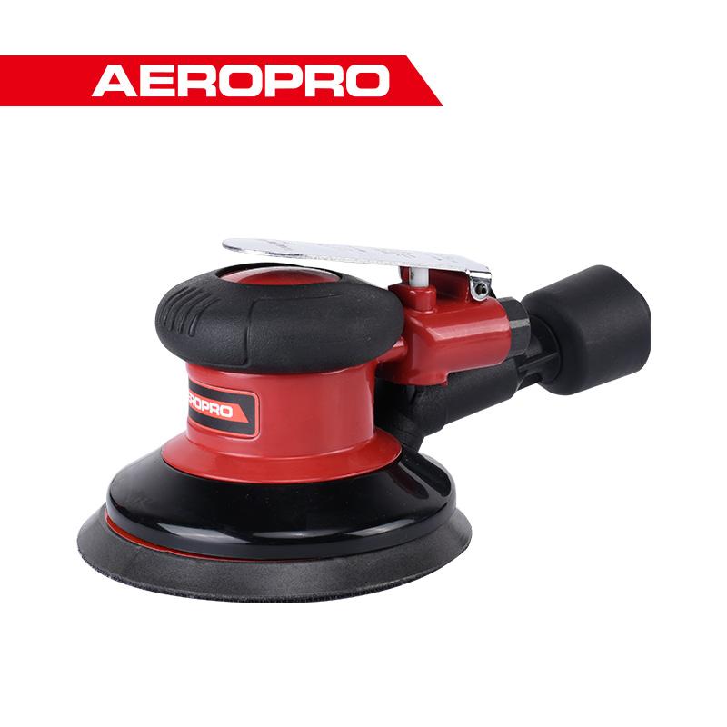 AIR POWER DRIVEN DUAL ACTION ROUND ORBITAL DA D//A DISC SANDER AUTO CAR BODY TOOL