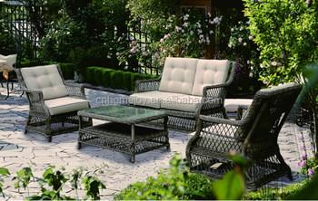 Comfortable Rattan Patio Furniture