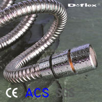 Doflex ACS SGS CE certificate high quality supply corrugated metal hose