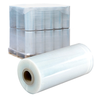 Hot Exported stretch film jumbo roll