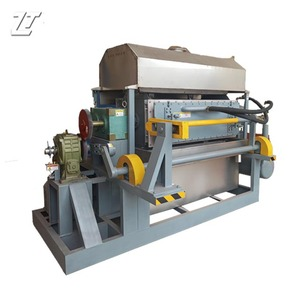 high quality small capacity egg tray machine paper molding egg carton production egg holder making machine