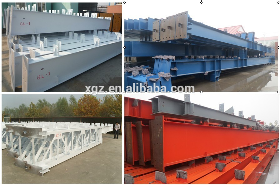High Quality Cheap steel construction for Steel Structure Warehoue/Workshop/Hangar