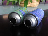 OEM/Refrigerant Empty Aerosol Spray Tin Can/High pressure