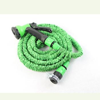 75ft Green Lightweight Expanding Garden Hose No Kink No Tangle,Easy ...