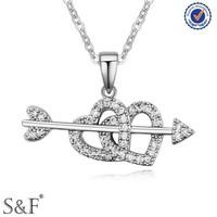 Heart Style Factory Price Vietnam Jewelry, Fine Jewelry , Gold Filled Jewelry