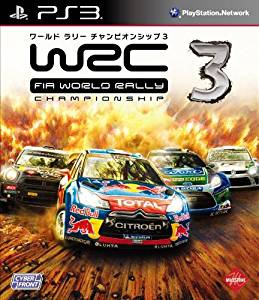 WRC 3: FIA World Rally Championship [Japan Import]
